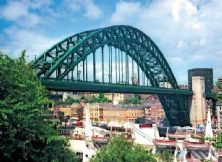 Tyne Bridge Notecard